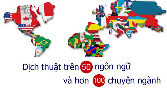 Dịch Thuật đa ngôn ngữ Uy tín & Chuyên nghiệp tại ERA