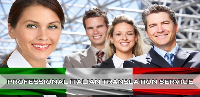 Dịch vụ dịch tiếng ý chuyên nghiệp và chuẩn xác